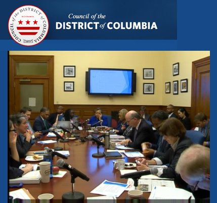 And today's #DCFY17 @councilofdc Budget Meeting has started!! Tune in here: https://t.co/8DIQ8ta5YR https://t.co/xoUJKjVR3P