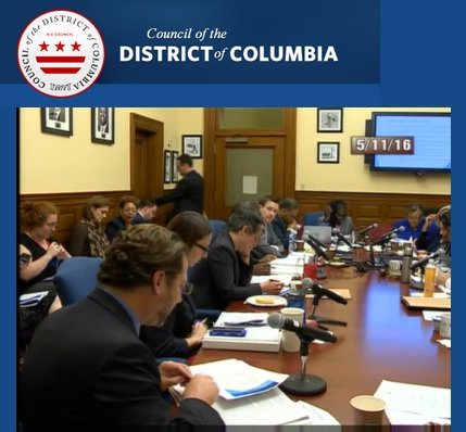 .@cmdgrosso talking thru Committee on Edu report, at @councilofdc #DCFY17 budget discussion. https://t.co/8DIQ8ta5YR https://t.co/x2aOXd0SrT