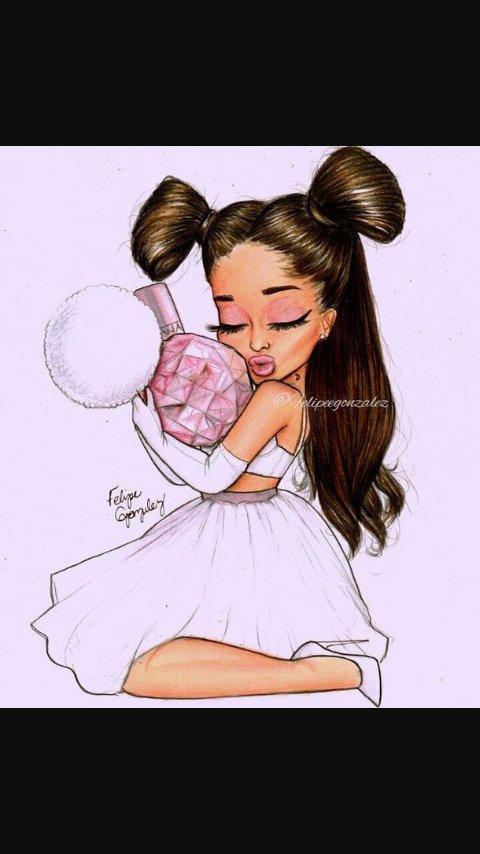 Ariana Grande France A Twitter Dessin D At Arianagrande Qui