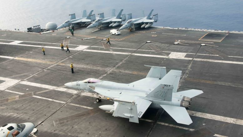 .@Boeing Says @USNavy Navy Needs About 100 More Super Hornets https://t.co/NoDfnbIGny https://t.co/p0nvYZsdII