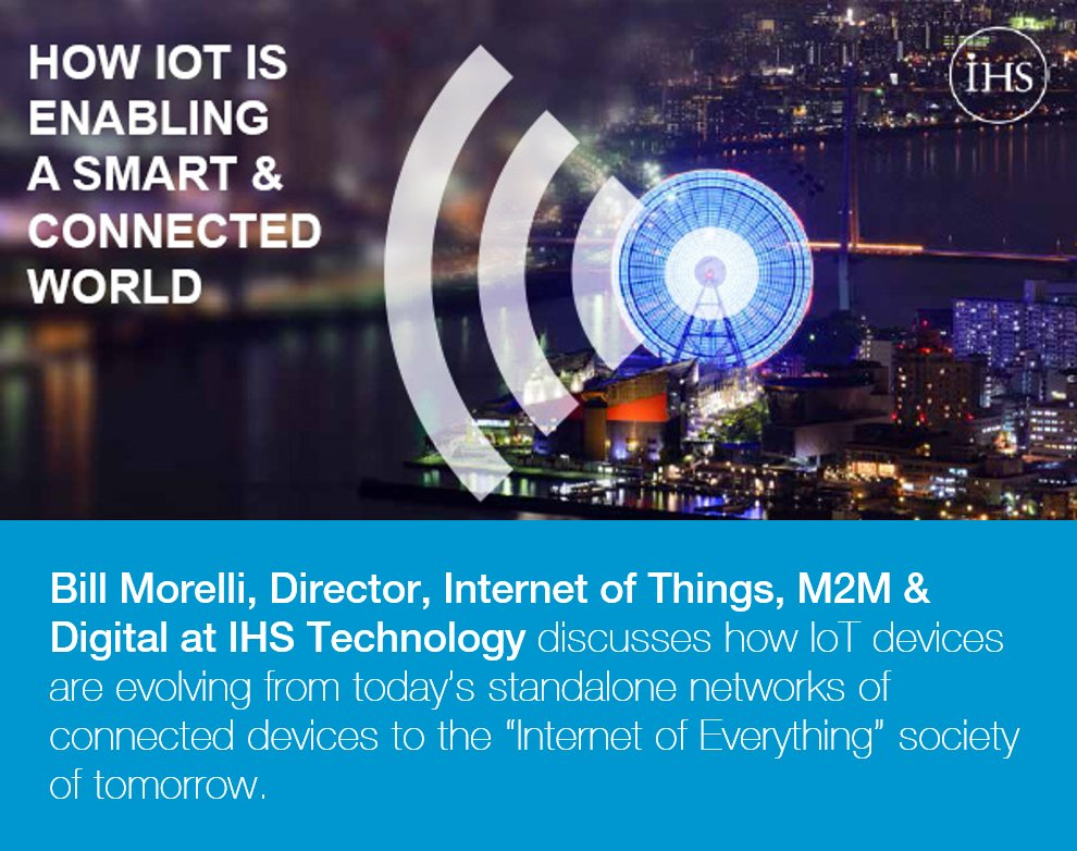 How IoT is Enabling a SMART & Connected World