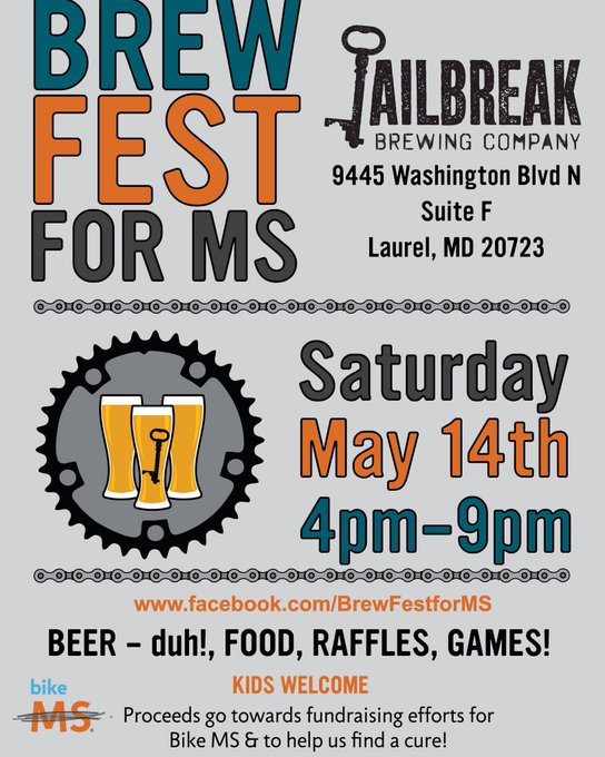 2nd Annual BrewFest for MS [#BrewFestMS] photos