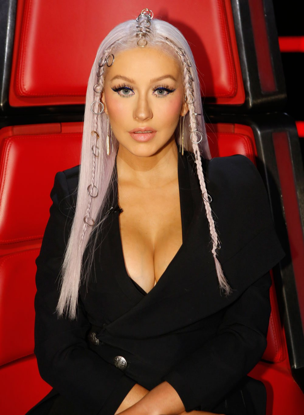 "Christina Aguilera on Twitter: ""Get the look - # ... Christina Aguilera"