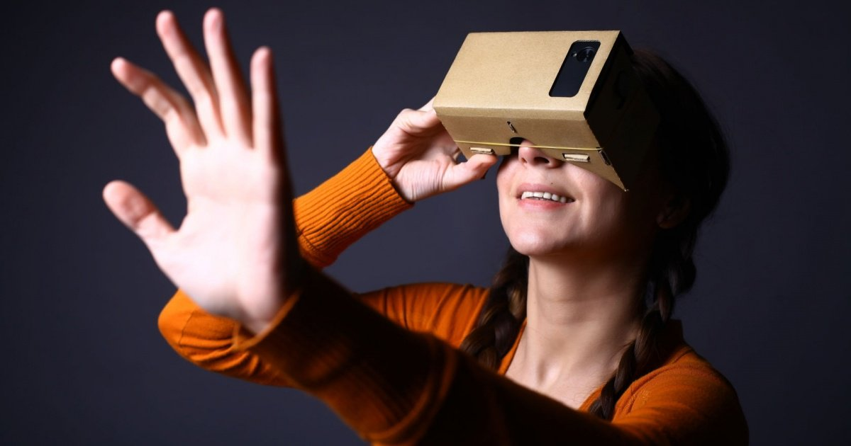 Google Cardboard Is Now Available Outside Of The U.S.