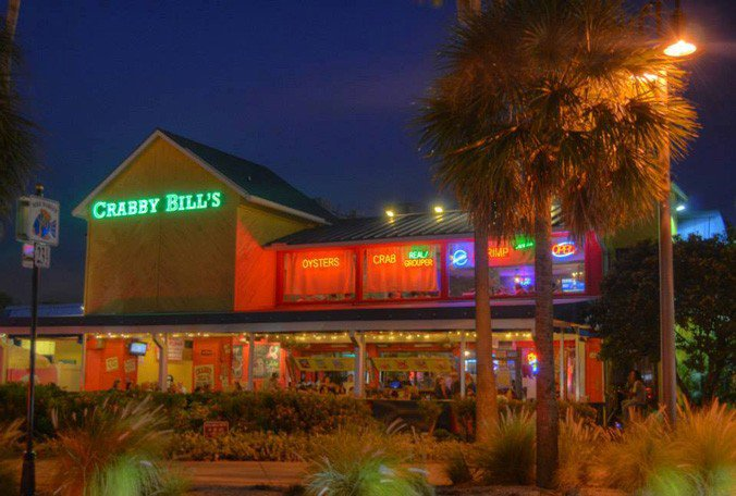 Crabby Bill's Clearwater Beach closing for demolition, will reopen March 2017