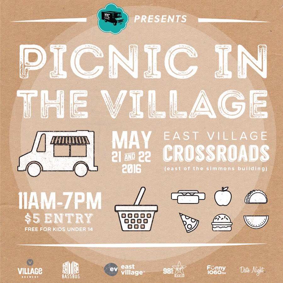 Contest Alert! VIP #PicnicInTheVillage experience! Free entry with no lines, and lunch on us. RT for a chance to win https://t.co/ai7mJvHidV