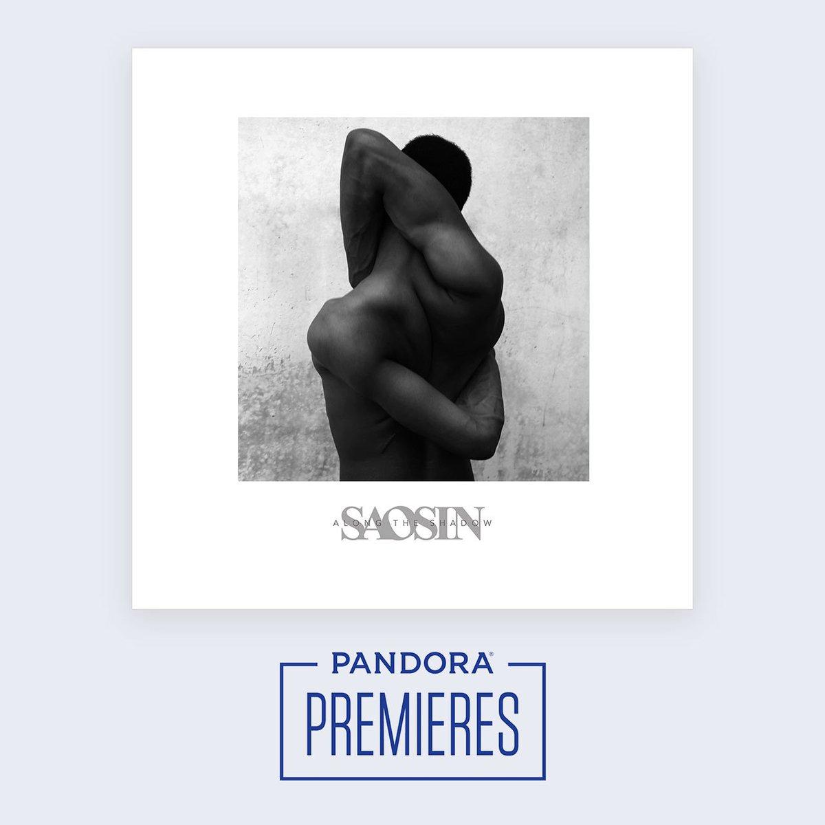 Tomorrow, we'll be streaming #AlongTheShadow on @Pandora_Radio! #PandoraPremieres https://t.co/9Zulsc2oea