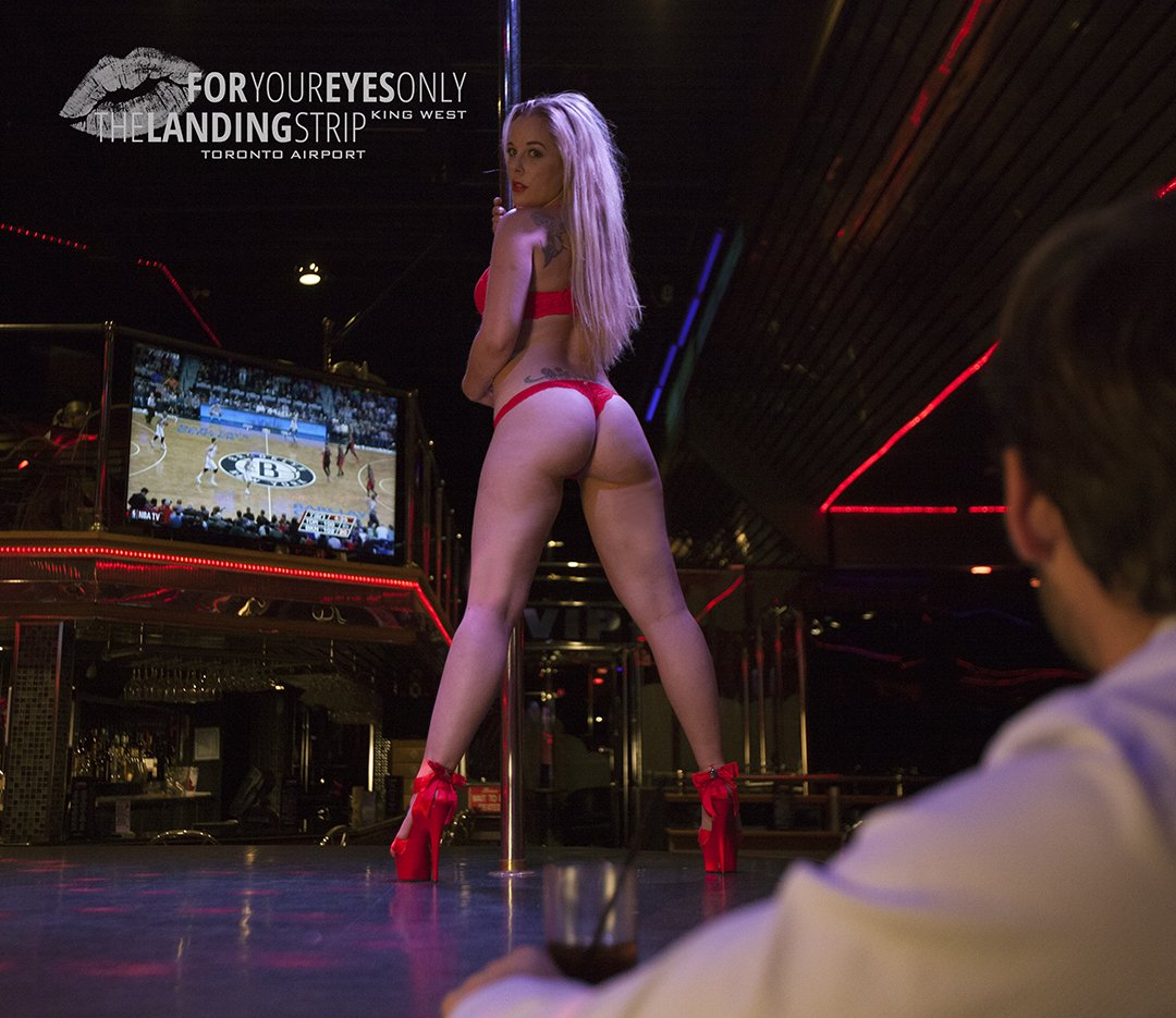 Million dollar strip club toronto