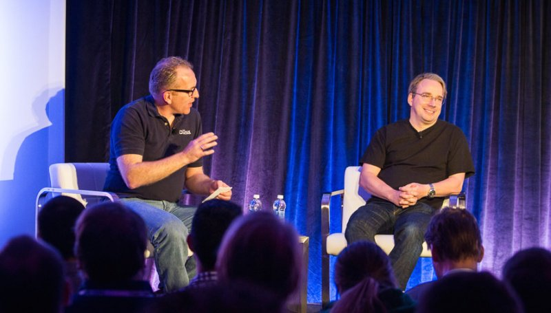 Linus Torvalds Talks IoT, Smart Devices, Security Concerns, and More [Video]