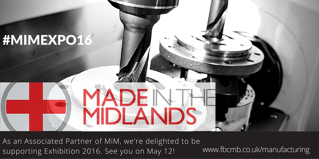 Tomorrow we&#39;ll be at the #MiMExpo16 @madeinthemids #Stand25  #UKMFG  http:// bit.ly/23GZiZm  &nbsp;   #wtonhour  See you there<br>http://pic.twitter.com/3hDP4qpLk0