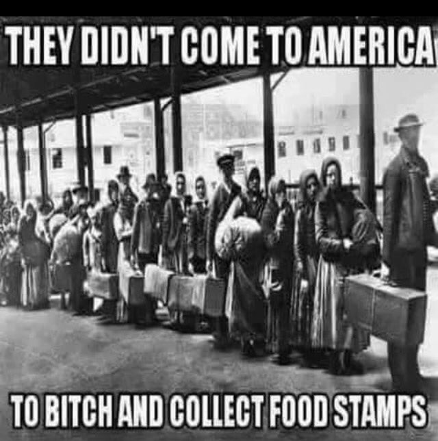 My Parents Survived Auschwitz   They Came To #America  Because They Wanted To Be #Americans  NOT To Become Parasites