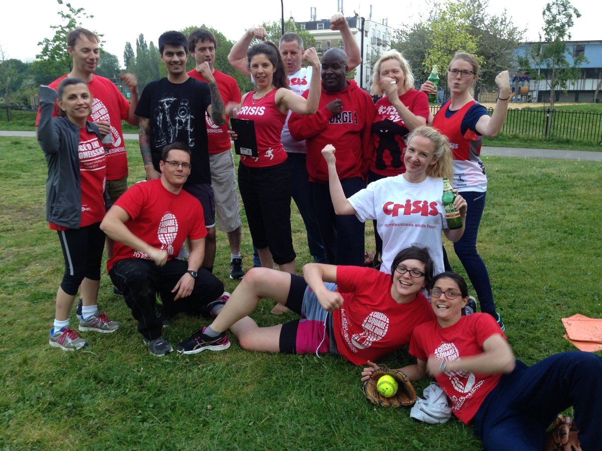@CharitySoftball big thank you to @decappeal and @FarmAfrica for a great game tonight. Go @crisis_uk Cats! 😸😸😸 #lcsl