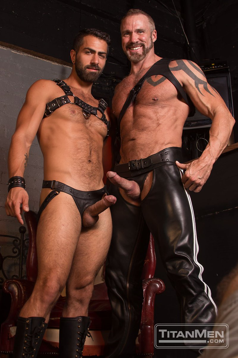 Gay Leather Chat