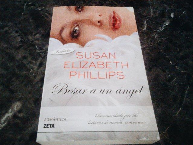 33. Besar a un Ángel, Susan Elizabeth Phillips. https://t.co/2hHPcinxo...