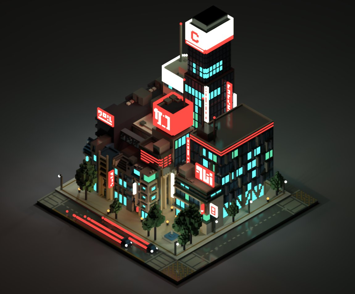 Home Design Game Help Ephtracy On Twitter Quot Improved Street Light Magicavoxel