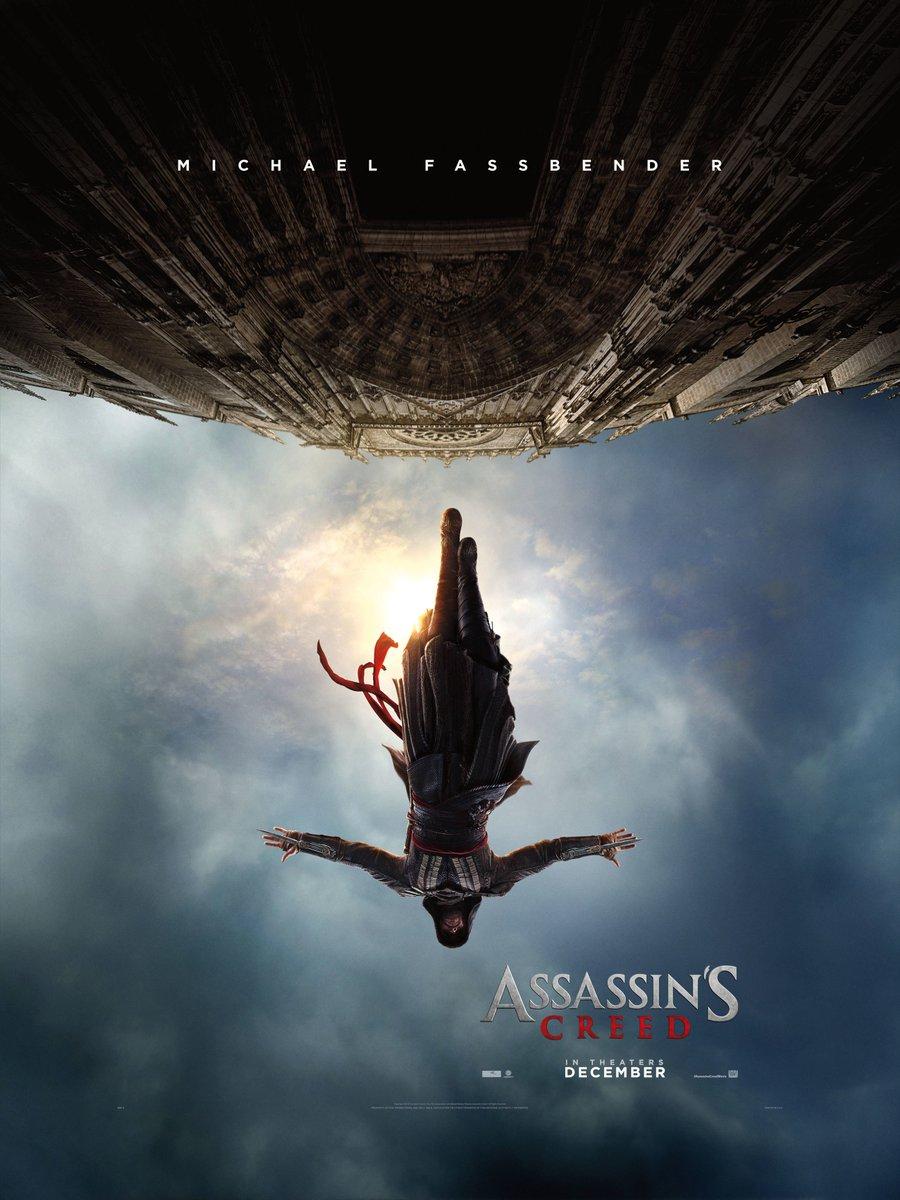'Assassin's Creed': Fassbender protagoniza el tráiler en el cine del videojuego  CiOyRlhXIAA2aRN