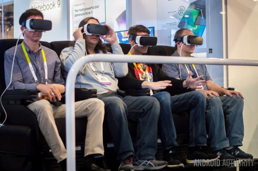 A million people used Gear VR last month according to Oculus – Android Authority