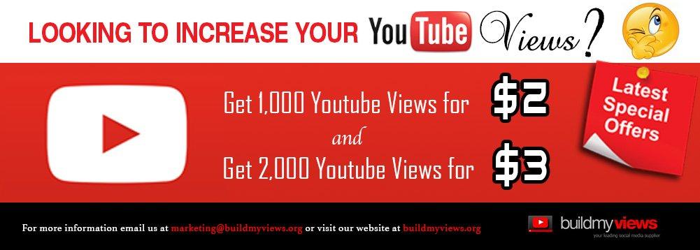 build my views buildmyviews twitter