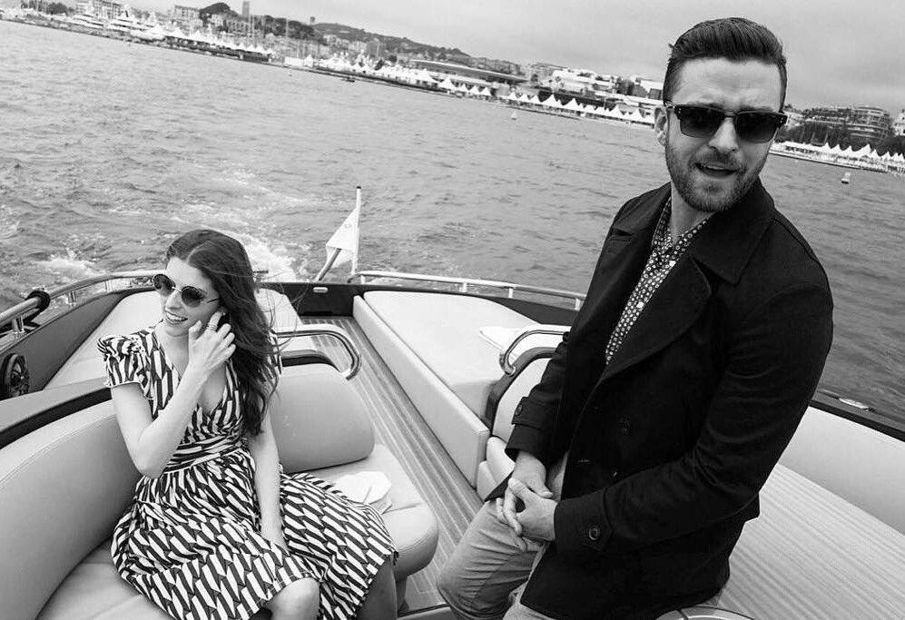 #Cannes cruising with @AnnaKendrick47 #DreamWorksTrolls (