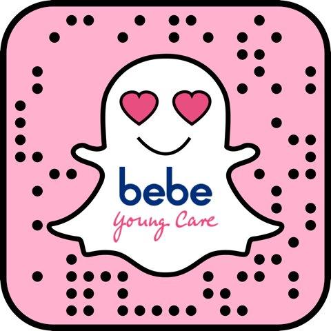 Ganz neu: In den #Snapchat Channel für bebe Young Care haben wir eine Extraportion Herzchen gesteckt. https://t.co/3hby5X0Am1