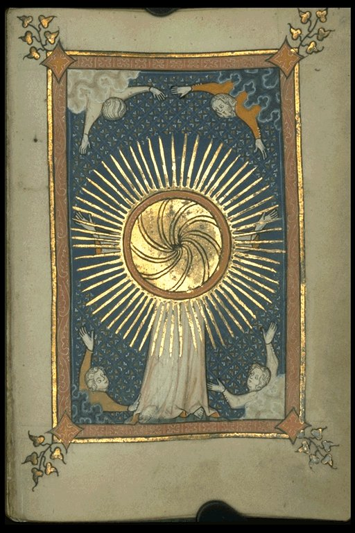 @materialcoll #Kzoo2016 ECP: Rothschild Canticles illuminations evoke similar experience to viewing rose window https://t.co/Pw4d3MU32s