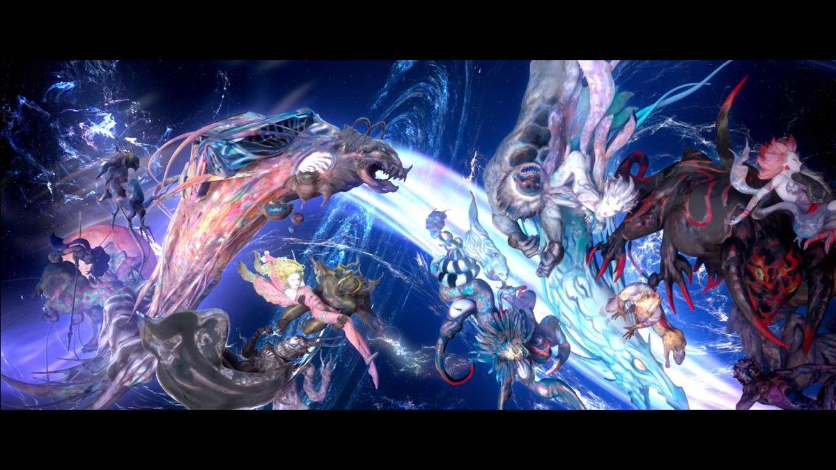 Final Fantasy Xv On Twitter The Legendary Ff Artist Yoshitaka