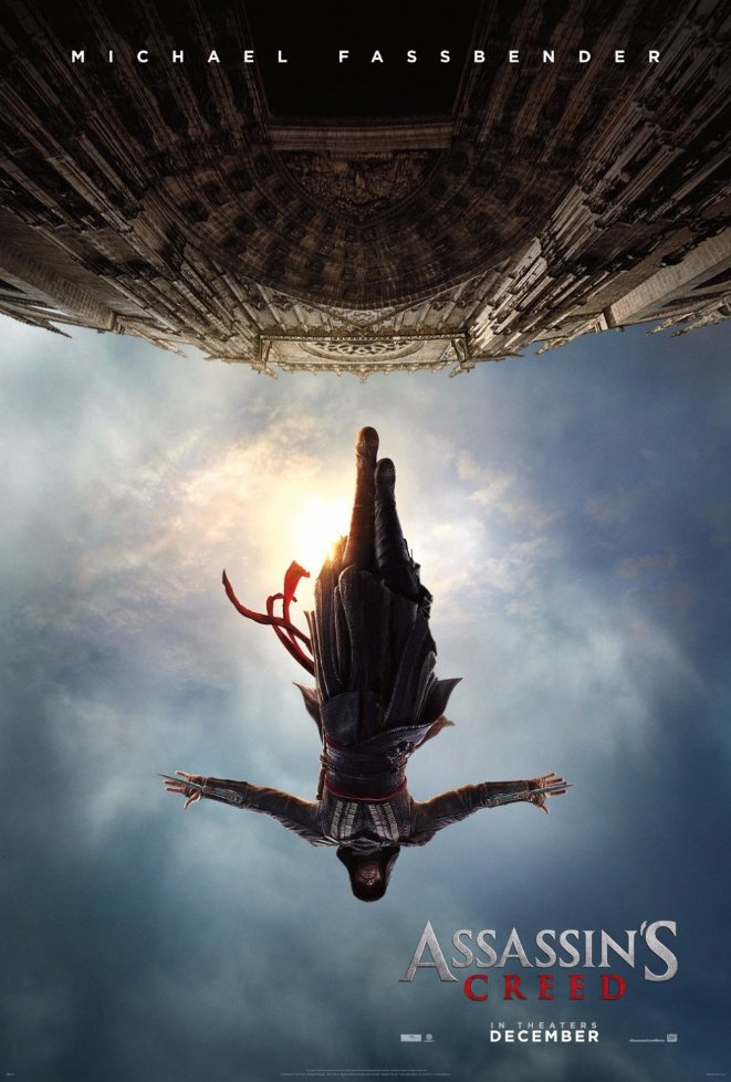 Assassin's Creed Trailer Featuring Michael Fassbender 1