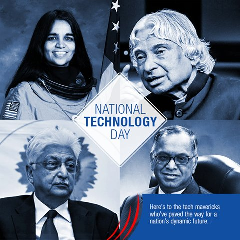 National Technology Day - 11 May  IMAGES, GIF, ANIMATED GIF, WALLPAPER, STICKER FOR WHATSAPP & FACEBOOK