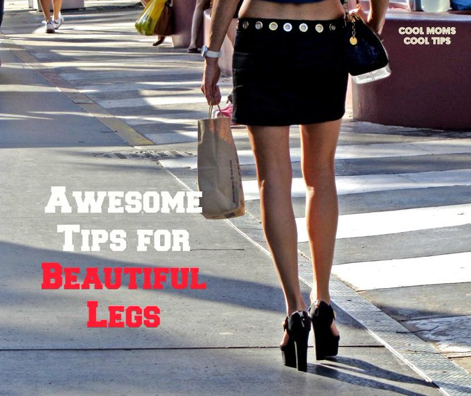 Tips For Beautiful Legs