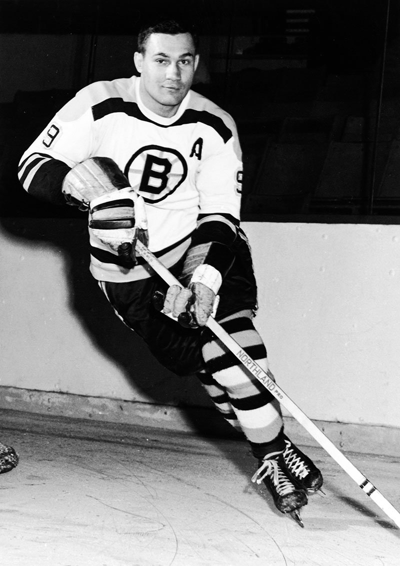 Happy 81st birthday to  Bruins  HockeyHallFame legend – and a great  gentleman – Johnny 8ea1b5f74