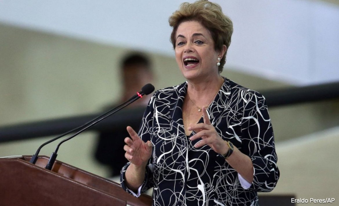 5 Reasons You Should Care That the President of Brazil Was Just Impeached