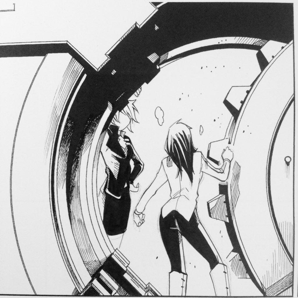 Le manga du Visiteur du Futur : La Brigade Temporelle - Page 4 CiQmStTWsAAToKL