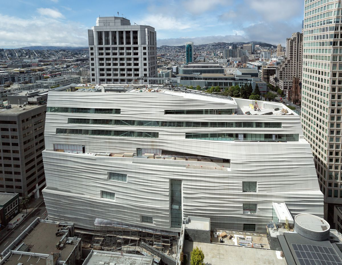 MoMA Re-opens May 2016, Becomes Largest Contemporary Art Museum in the Nation #SF https://t.co/im7GQmaDi8 @Observer https://t.co/Koh9w001dJ