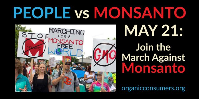 March with us May 21! https://t.co/Zl42tZpZ7x @monsantotribun @MarchAgainstM @MonsantoCo #ExposeMonsantosCrimes RT! https://t.co/ysy7nlJdby