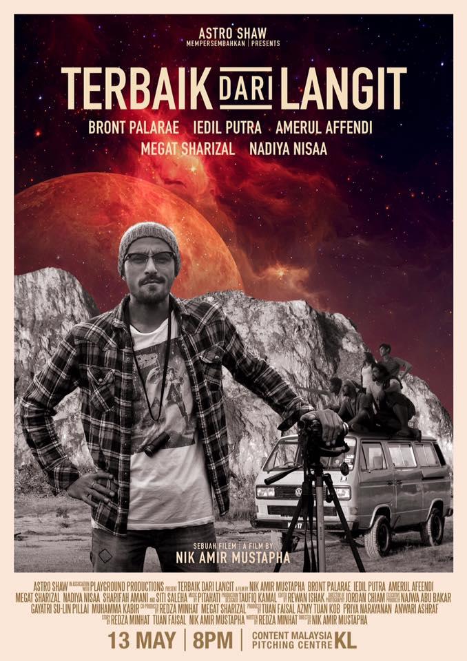 Tonton Online Download Full Movie: TERBAIK DARI LANGIT 2016