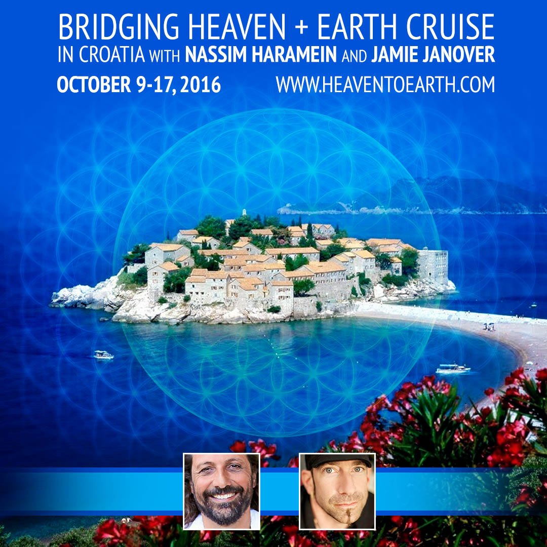 A spot opened on this otherwise booked cruise w/ @NassimHaramein & @JamieJanover ! #Croatia https://t.co/lTLjMGDi4Q https://t.co/lnzNlabuof