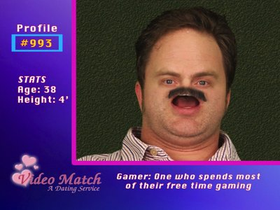 Video Dating a Gamer Tim and Eric Awesome Show