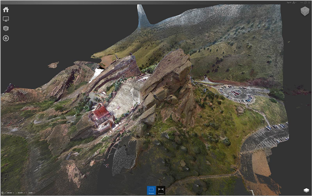 #Drones help explore and document Red Rocks in #3D like never before: https://t.co/sI5JDOxmDq https://t.co/GrTcBZoI7I