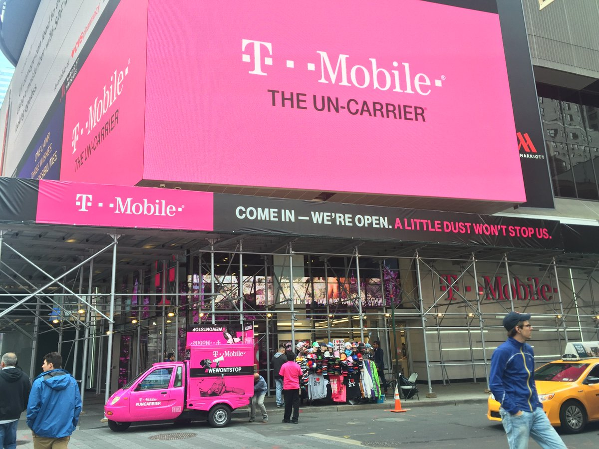Tmobile Showroom Nyc Tmonewyork Twitter