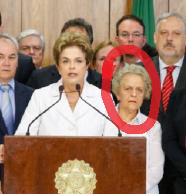 QUEM É ESSA SRA.? Eleonora Menicucci foi Min. de Políticas Para Mulheres e colega de cela de Dilma na Ditadura. https://t.co/FBYYY7xXDp