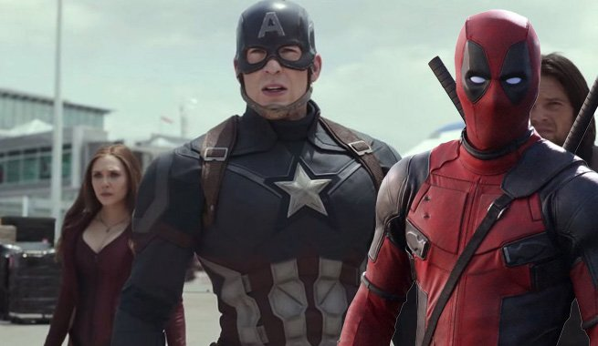 Captain America: Civil War Tops Deadpool At Box Office 2