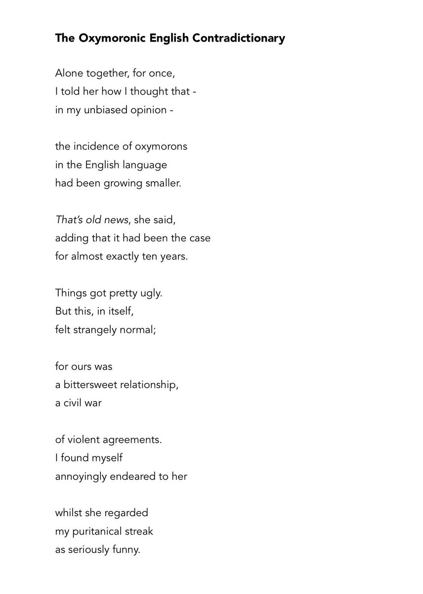 Brian Bilston On Twitter Here Is A New Poem Of A