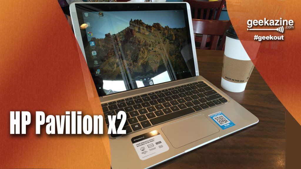 HP Pavilion x2 is a Laptop, Tablet, Kiosk andMore https://t.co/oJ7UFhgWN9 https://t.co/kznkCGPuj0