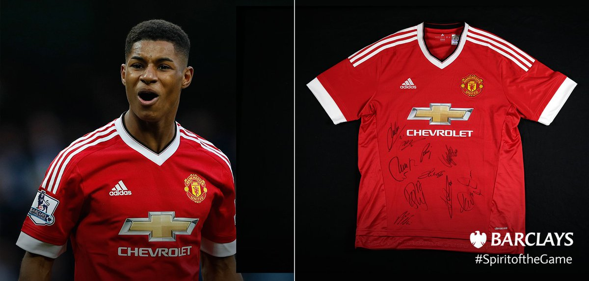 WIN a signed @ManUtd shirt on the final day of the 2015-16 season, RT to enter by 9pm #SpiritoftheGame https://t.co/JDQQE92AhK