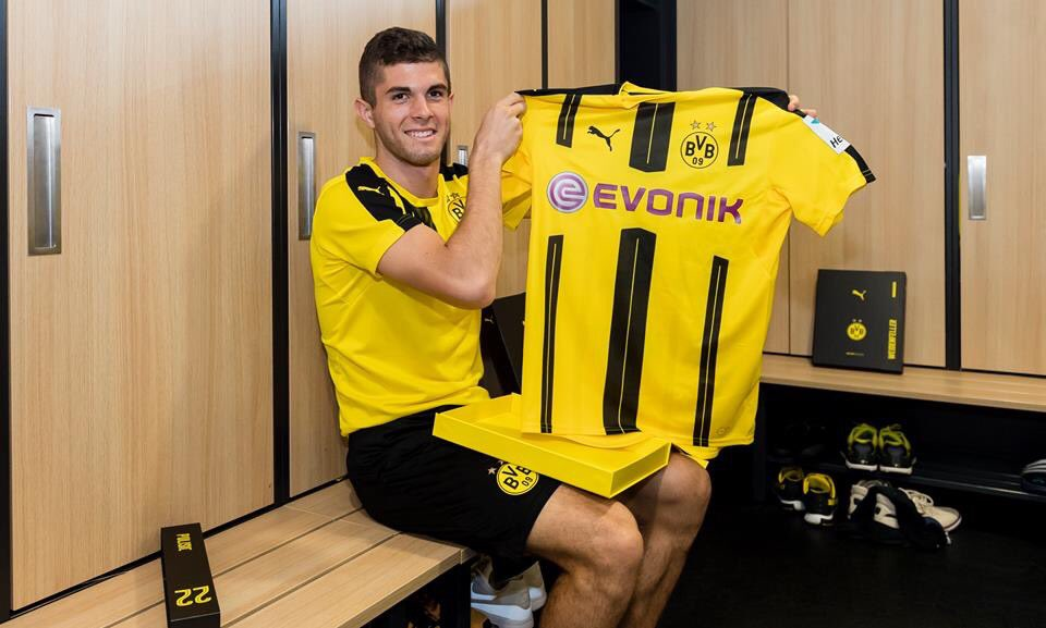 best website 193bb 61fac Christian Pulisic on Twitter: