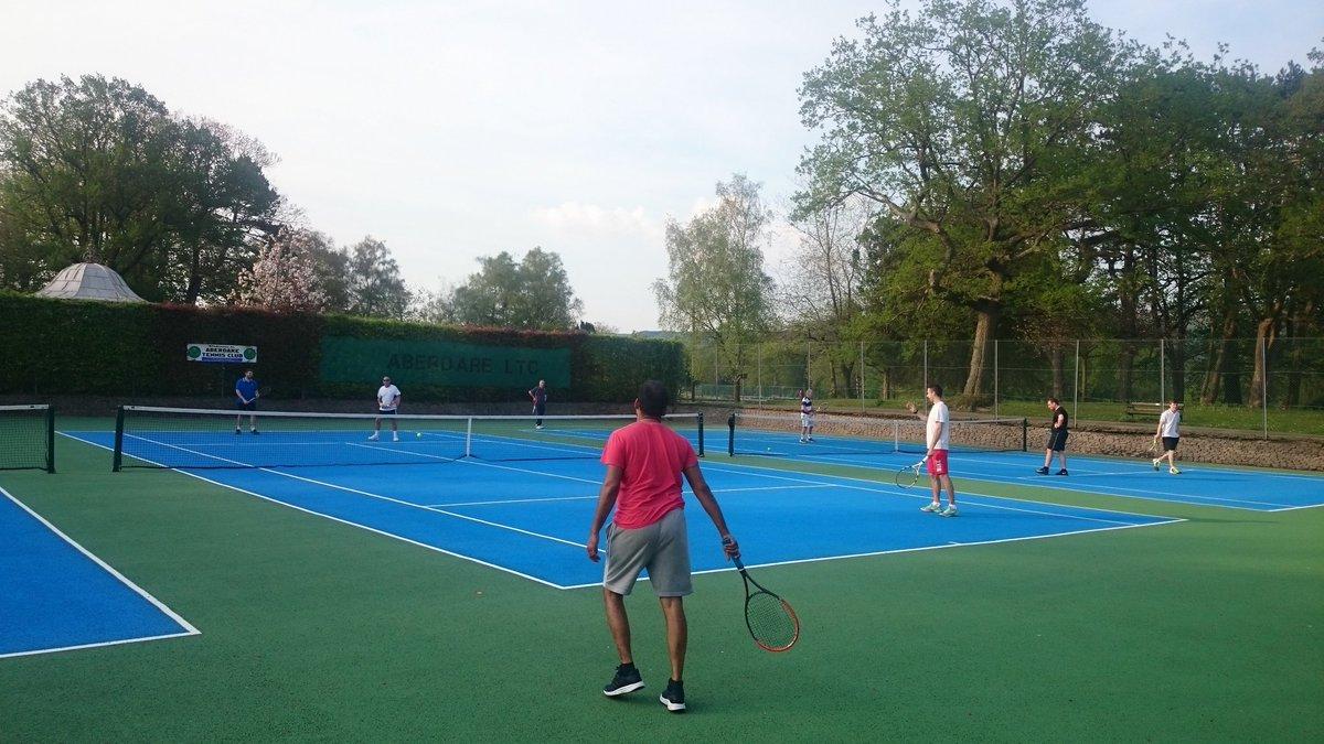 Aberdare Tennis Club Aberdaretennis Twitter