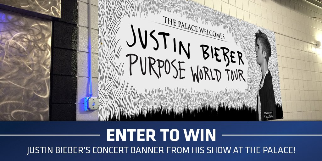 .@justinbieber fans, you could win this concert banner from his show here! https://t.co/WTBslqfSqJ https://t.co/G4YpeTkm5F
