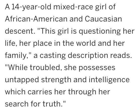 .@AVAETC's WRINKLE IN TIME lead is a mixed girl. I'm not crying. That's just space/time-travel dust in my eyes... https://t.co/rZSm6ZwU5x