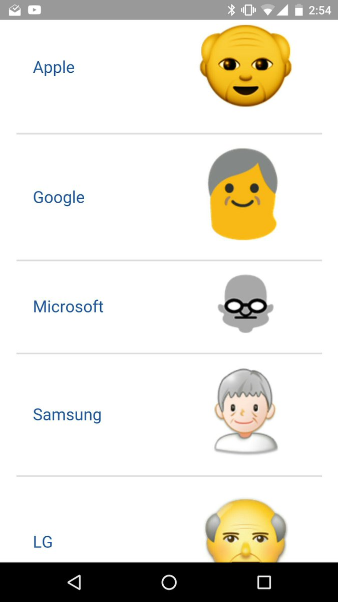 The Windows Phone emoji are so bad it's hilarious. https://t.co/WZ0cC5zATn
