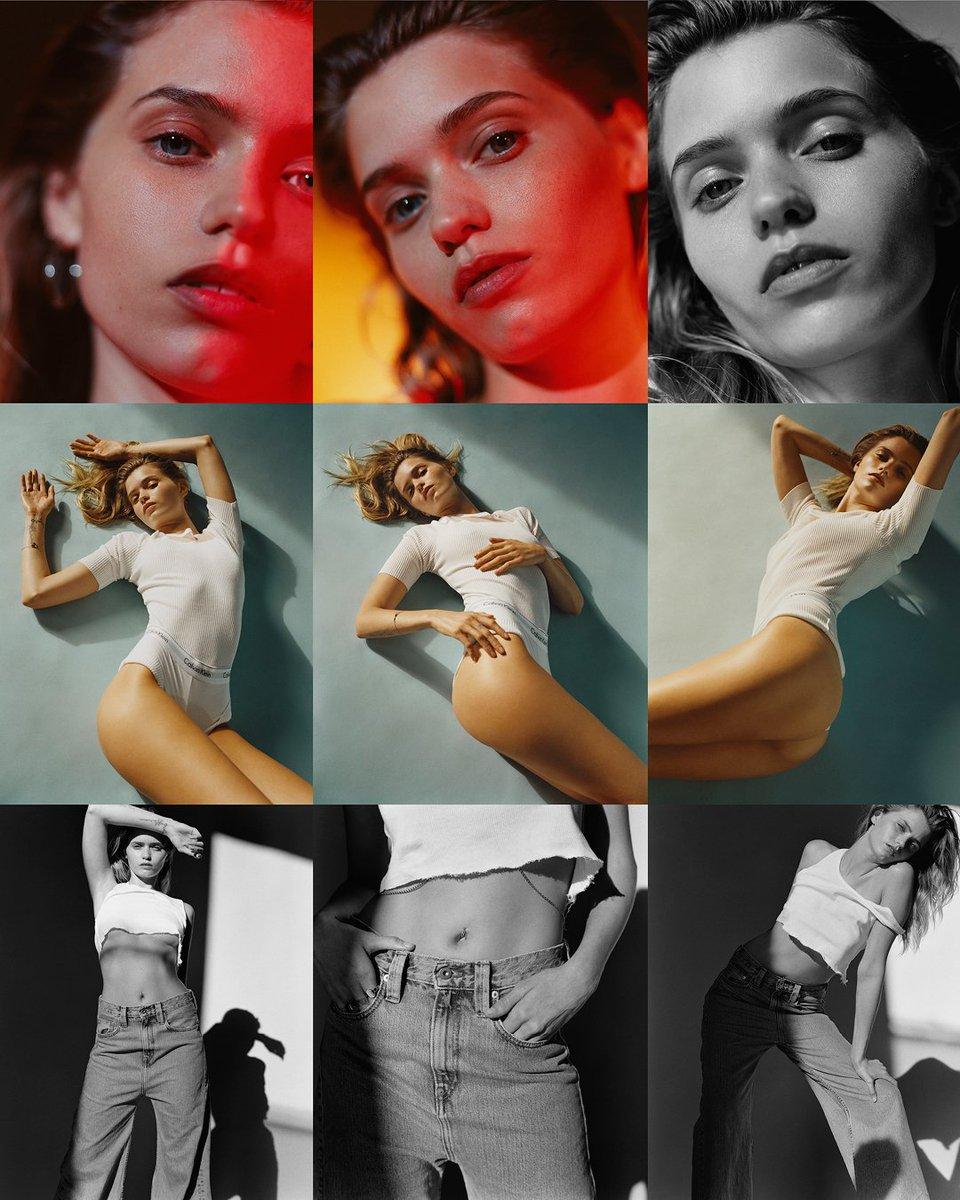 """Calvin Klein """"Spot Super Hot"""", oltre la pubblicità con Kendall Jenner e Klara Kristin"""